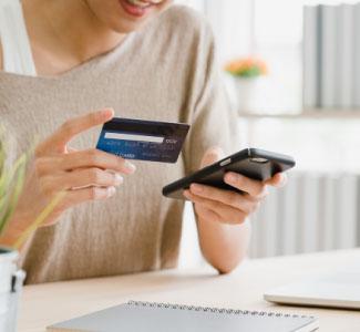 Tarjetas  de crédito: ahorra  hasta 50% en tu próximo viaje