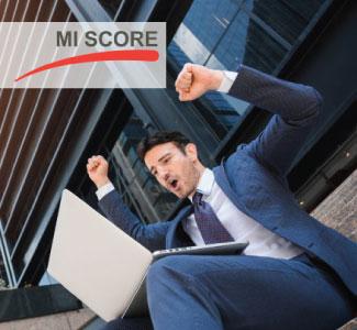 En Mi Score, los números hablan. ¡Toma el control!