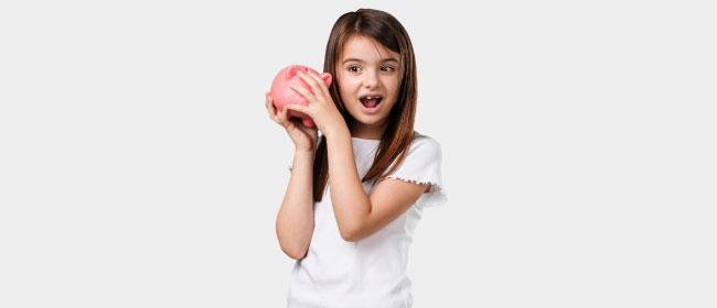 Productos financieros para niños