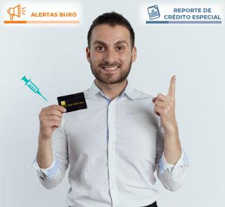 Vacúnate contra la pérdida de crédito